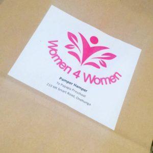 Women 4 Women Campaign